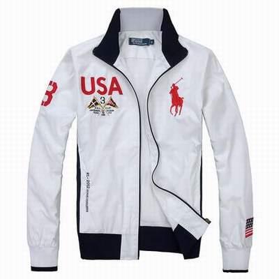 aef5453313d6c ... magasin intersport veste ralph lauren,veste ralph lauren grise orange,veste  ralph lauren or ...
