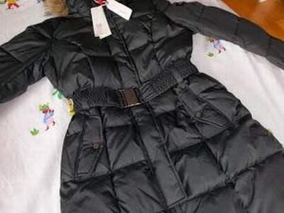 Manteau duvet esprit